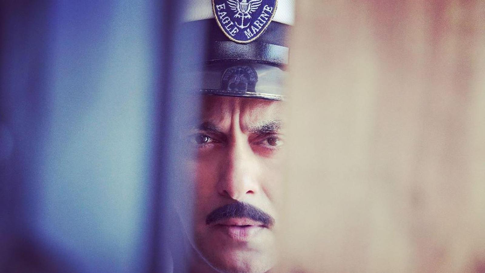 Ali Abbas Zafar shares unseen picture of Salman Khan from 'Bharat'