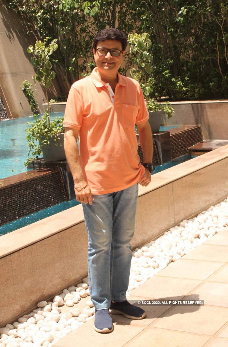 Actor Sachin Pilgaonkar's exclusive photoshoot