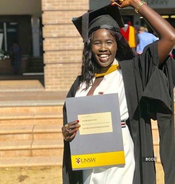 Miss Supranational South Sudan 2017 awarded PhD