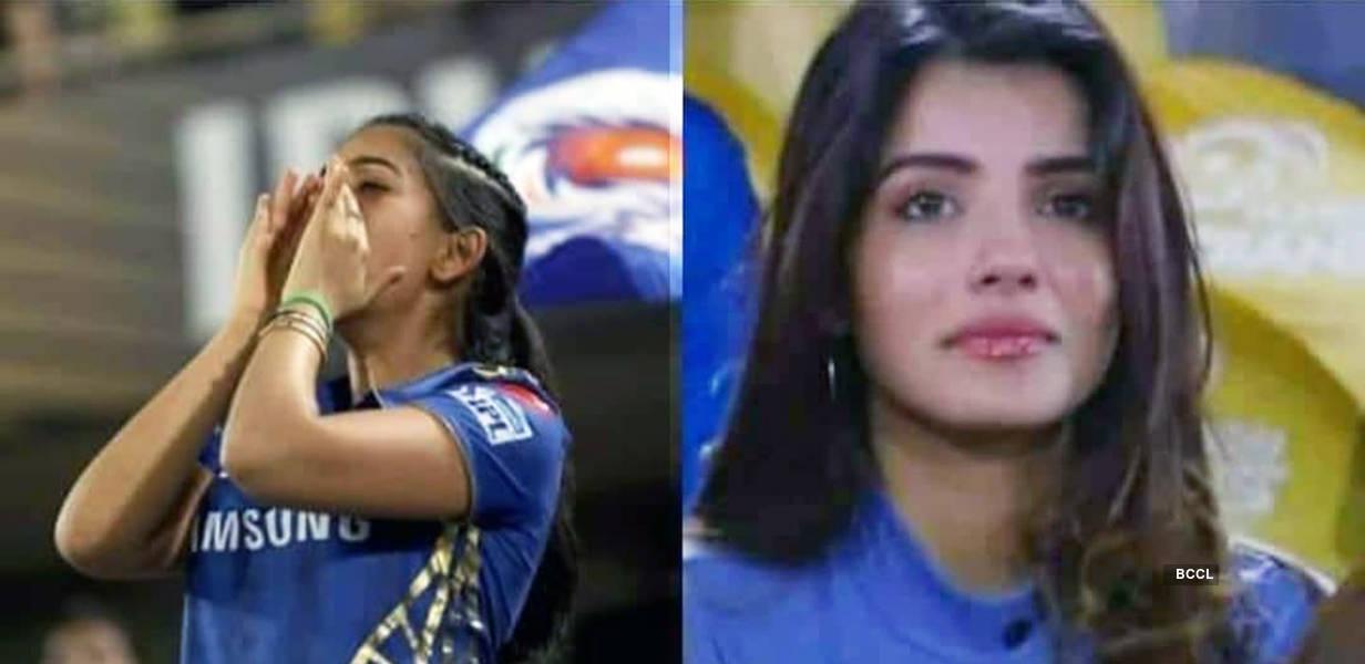Meet Aditi Hundia, the girl who won million hearts during the MI vs CSK IPL 2019 finale