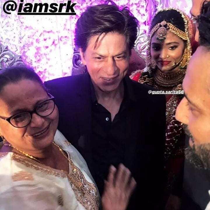 SRK wedding (4)