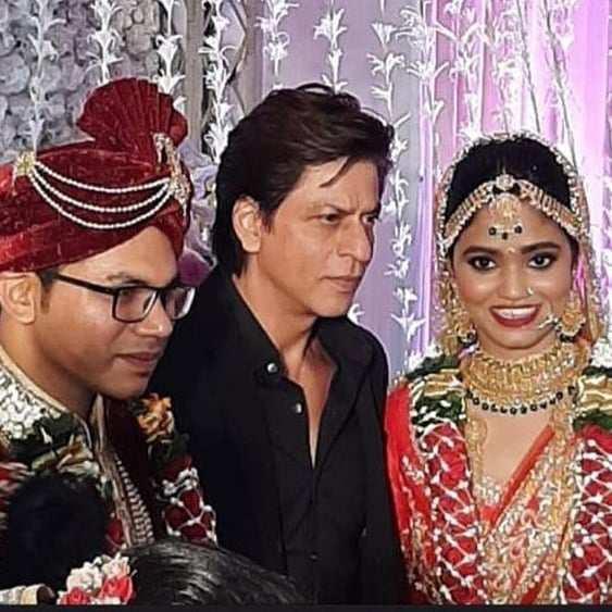 SRK wedding (2)