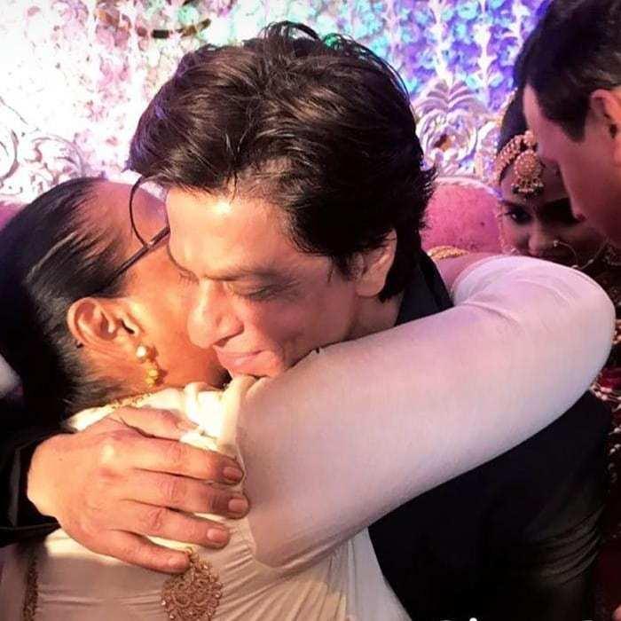 SRK wedding (1)