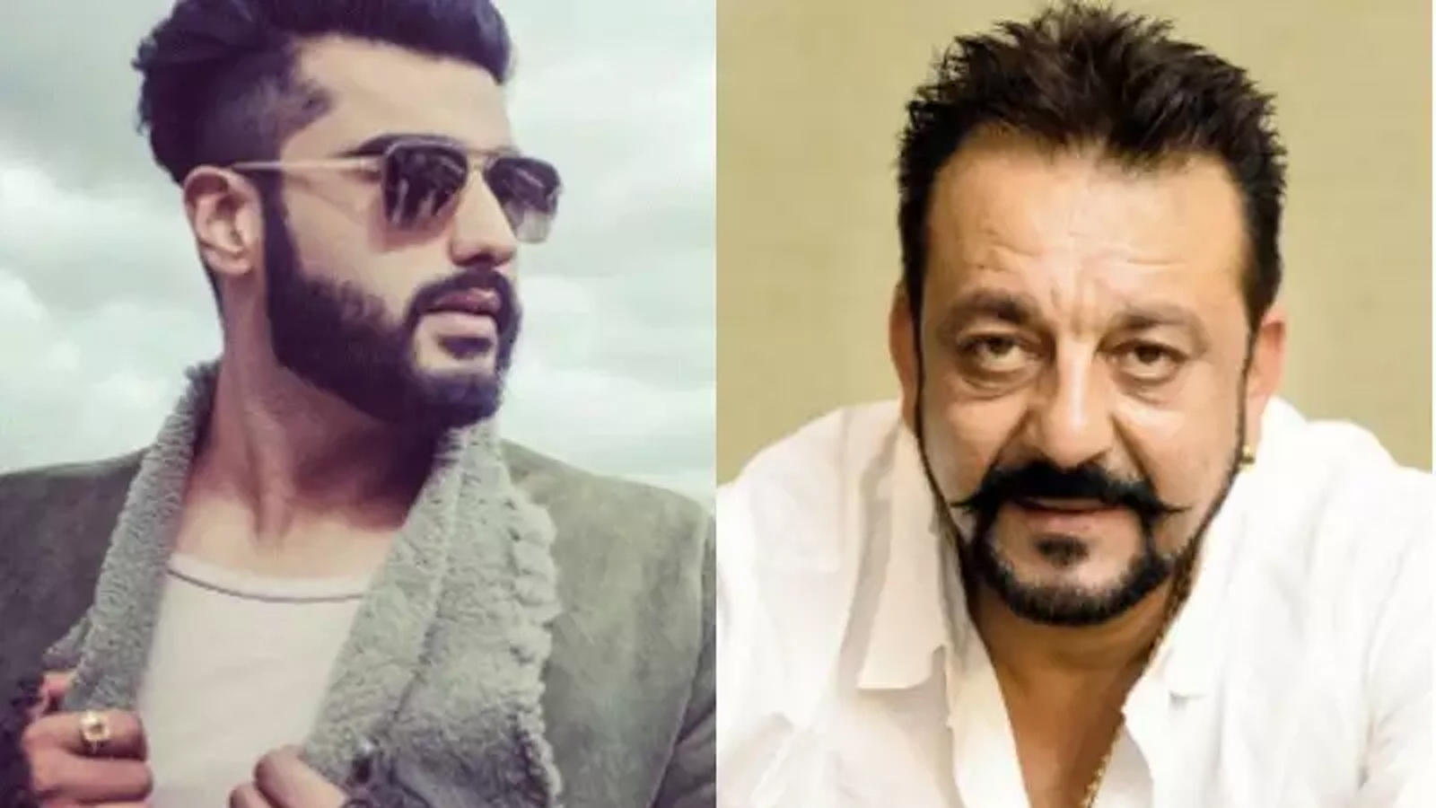 Arjun Kapoor says Sanjay Dutt's nature is childlike