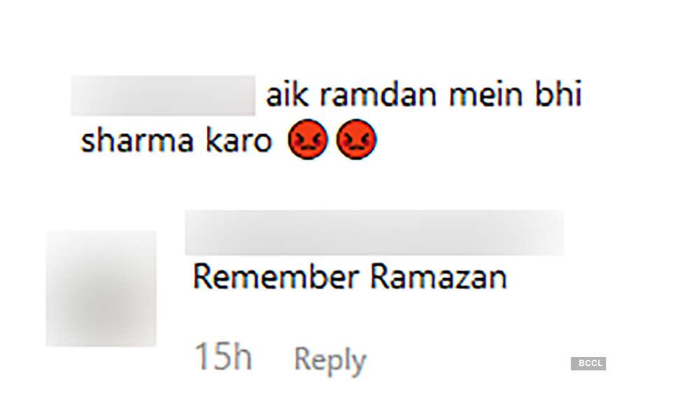 Bikini-clad Mandana Karimi gets trolled for posting video during Ramzan
