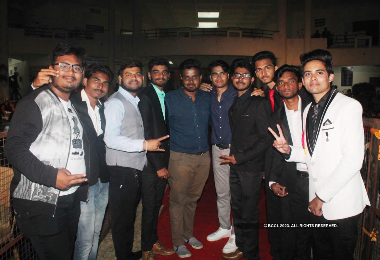 Students have a gala time at Saptrang 2K19