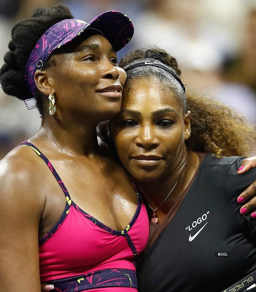 Serena will face sister Venus on clay after 17 years in Italian Open