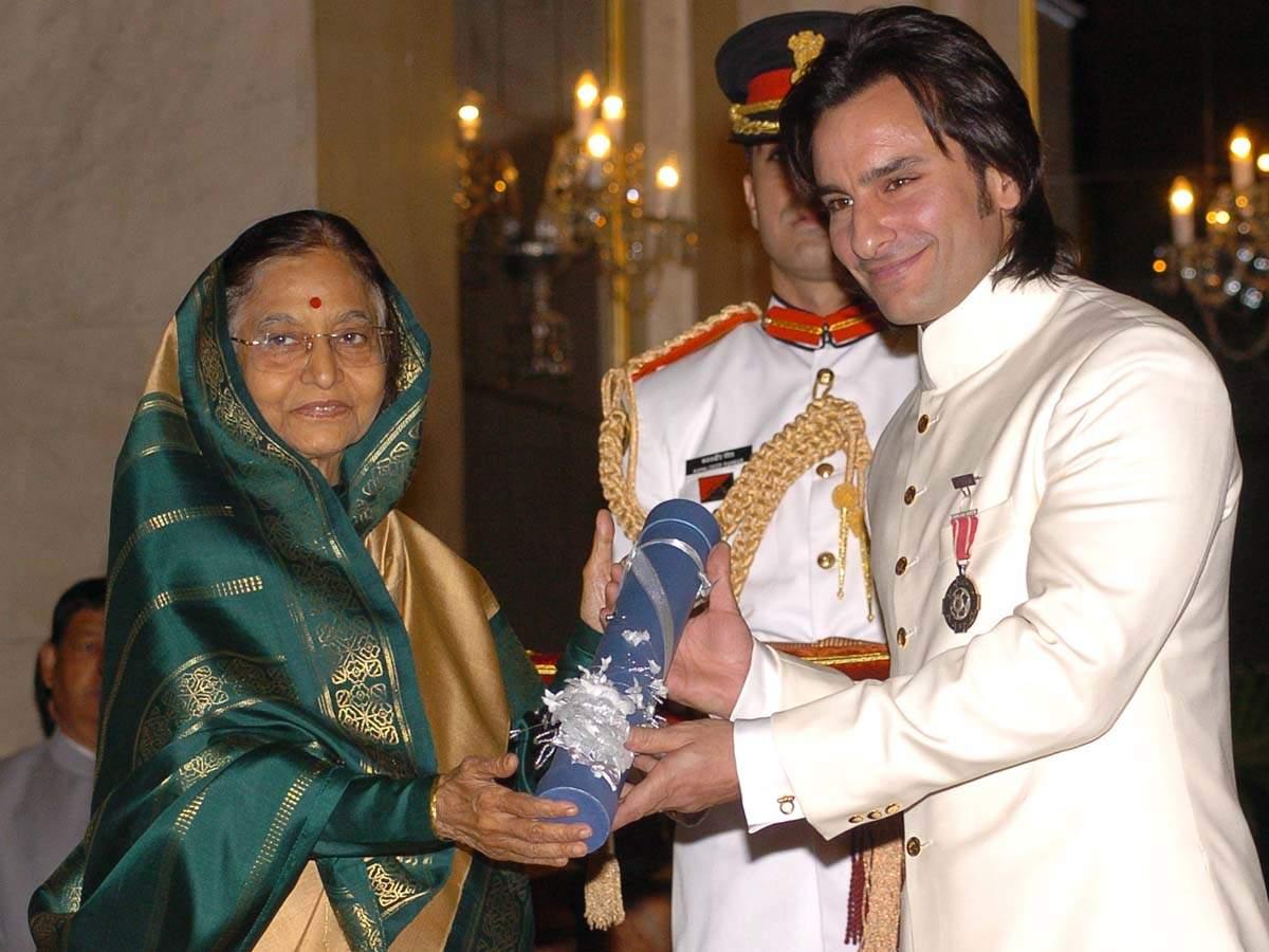 Image result for padmashree award saif