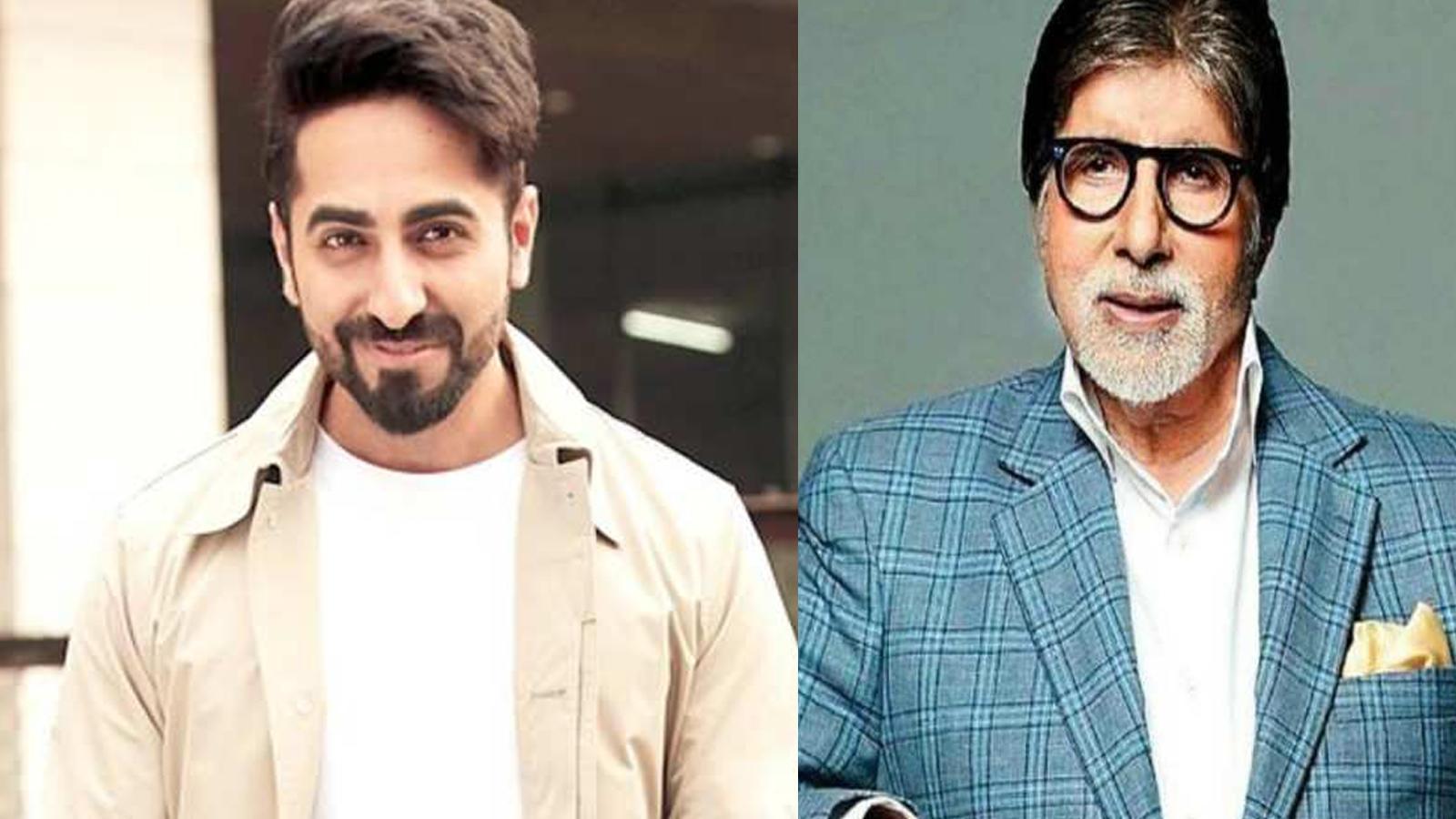 Amitabh Bachchan, Ayushmann Khurrana coming together for comedy film 'Gulabo Sitabo'