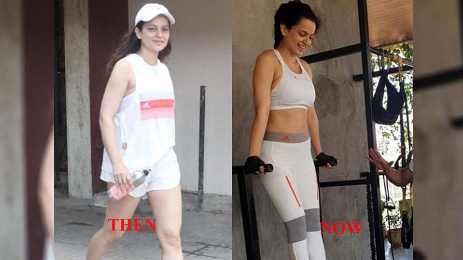Kangana Ranaut works out hard to get back in shape for her Cannes look