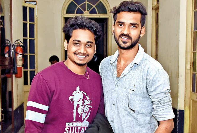 Vikas Dubey (L) and Mohan Soni (BCCL/ Farhan Ahmad Siddiqui)