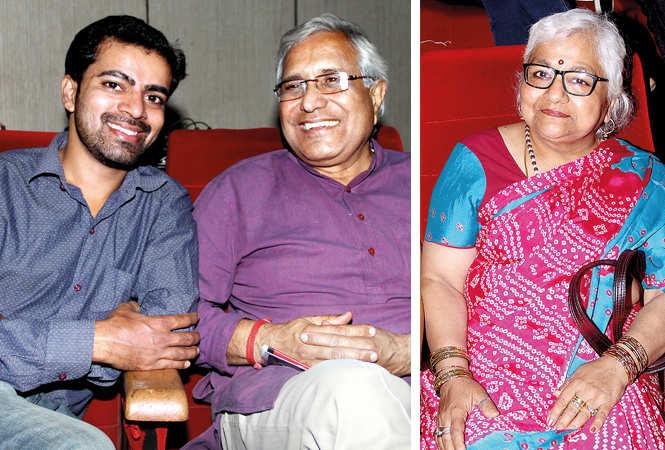 (L) Harikesh and Satishdave (R) Kalpana (BCCL/ Aditya Yadav)