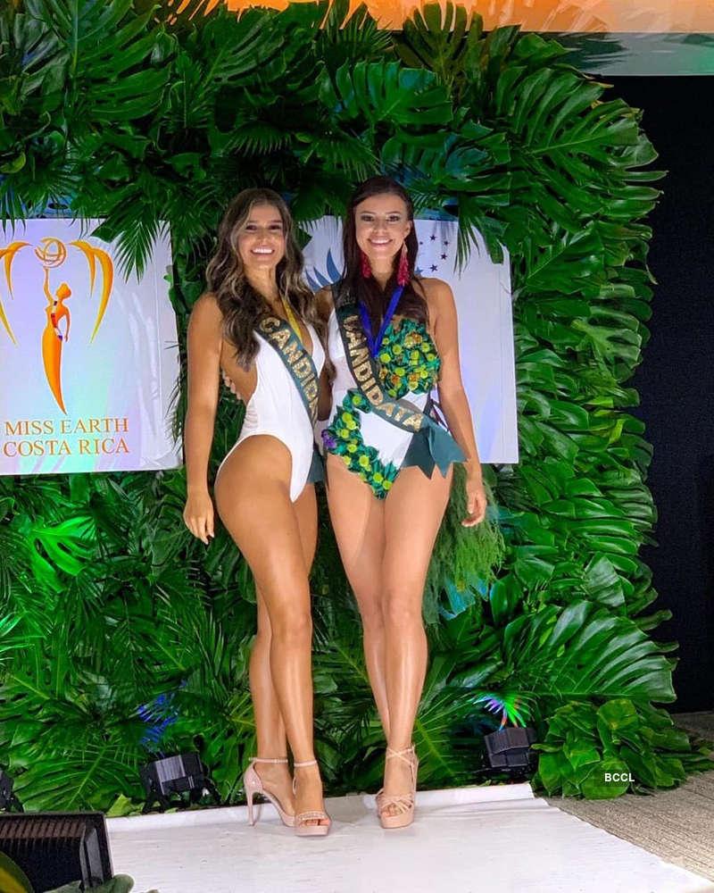 Kelly Avila Mora crowned Miss Earth Costa Rica 2020