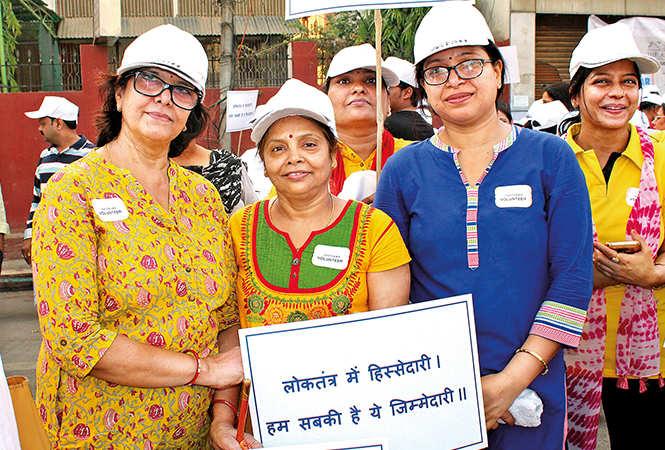(L-R) Sudha Singh, Lata and Vinita (BCCL/ Arvind Kumar)