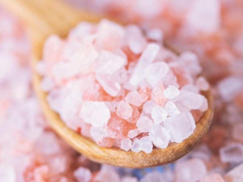 Health Benefits Of Himalayan Salt Water