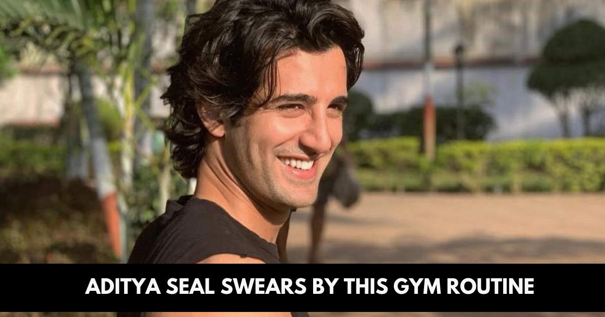 Exclusive: Aditya Seal hits the gym