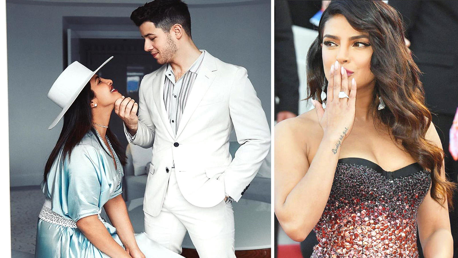 Cannes 2019: Priyanka Chopra and Nick Jonas walk hand-in-hand at French Riviera