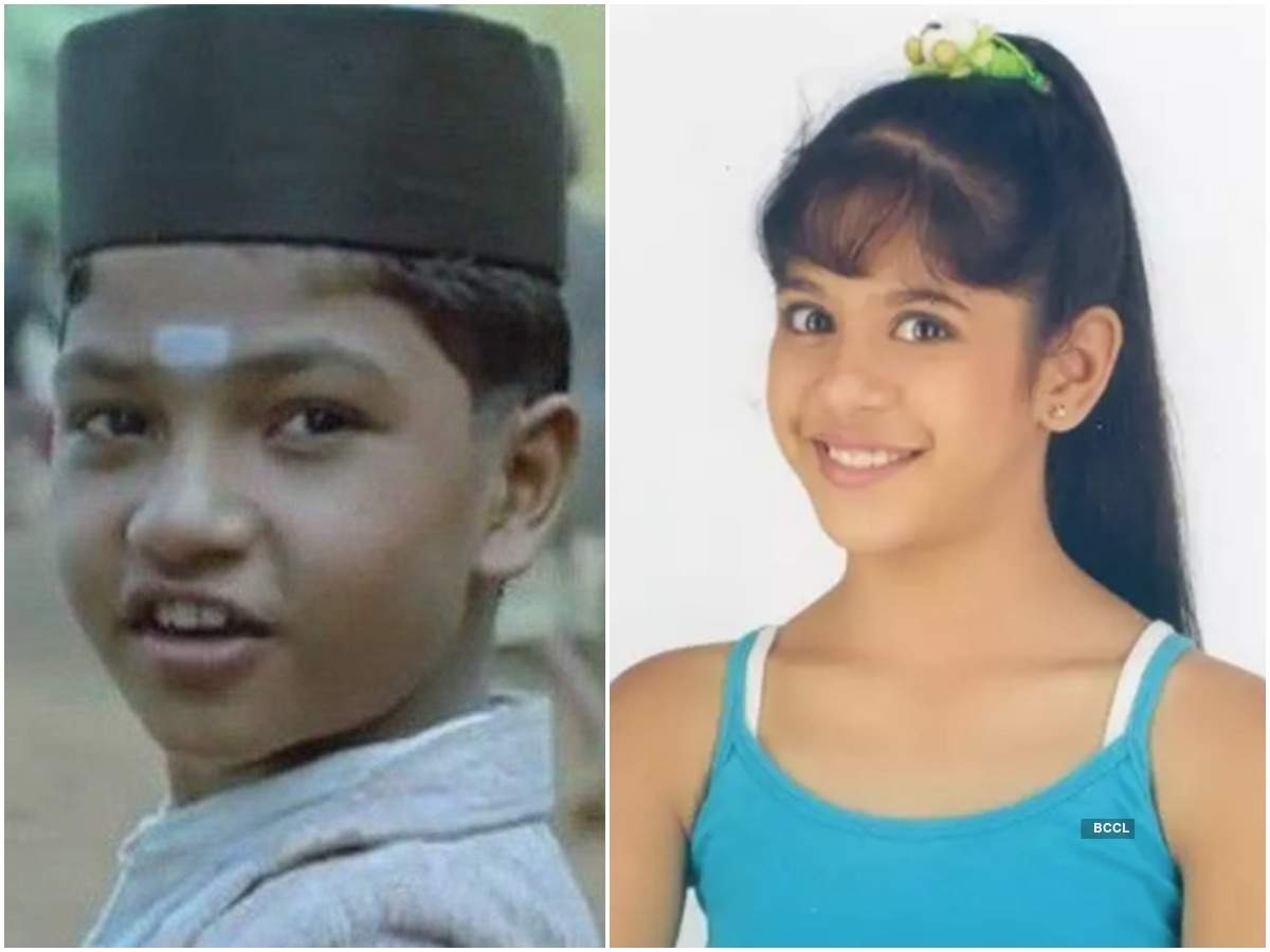 From Malgudi Days' Manjunath Nayaker to Son Pari's Tanvi Hegde: Here's what these child actors are doing now  | The Times of India
