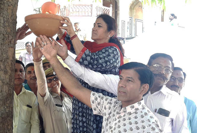 'World Museum Day' celebrations at Hawa Mahal in Jaipur