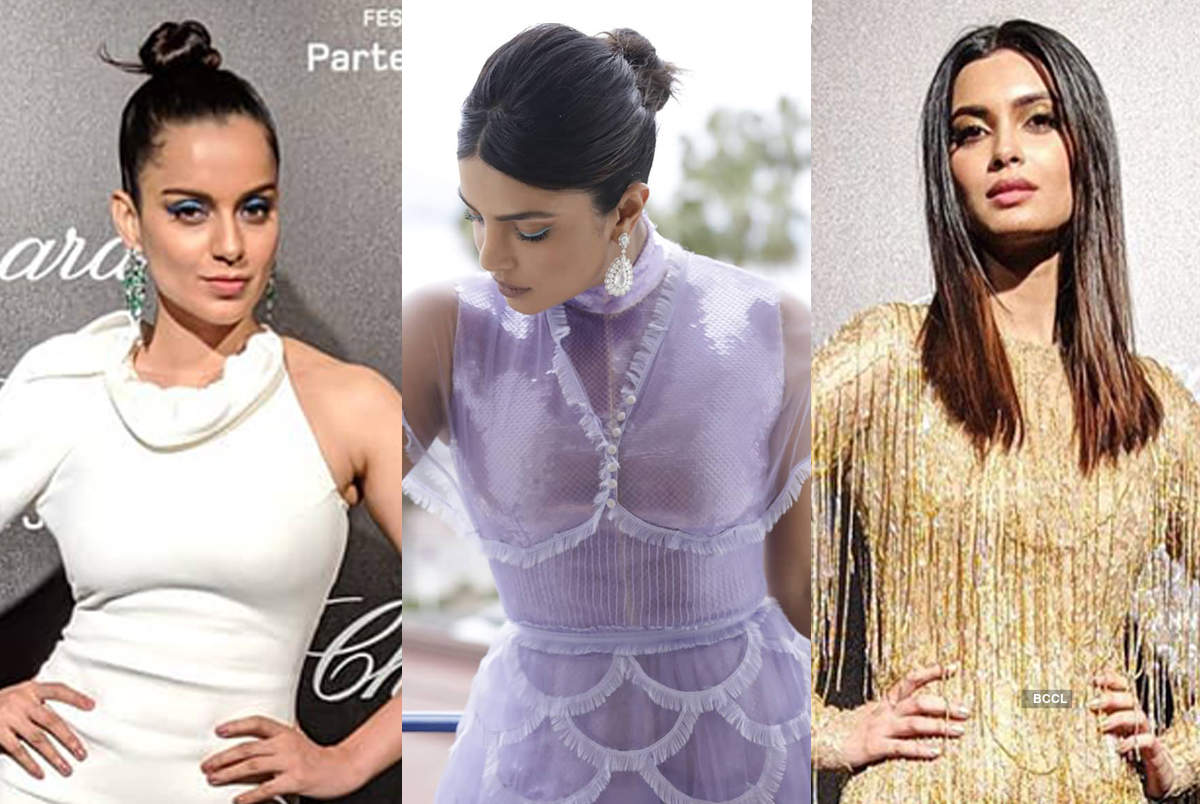 Bollywood celebs are slaying it at Cannes this year