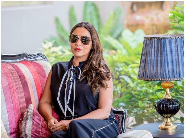 Gauri Khan (Pic: Tejas Kudtarkar)