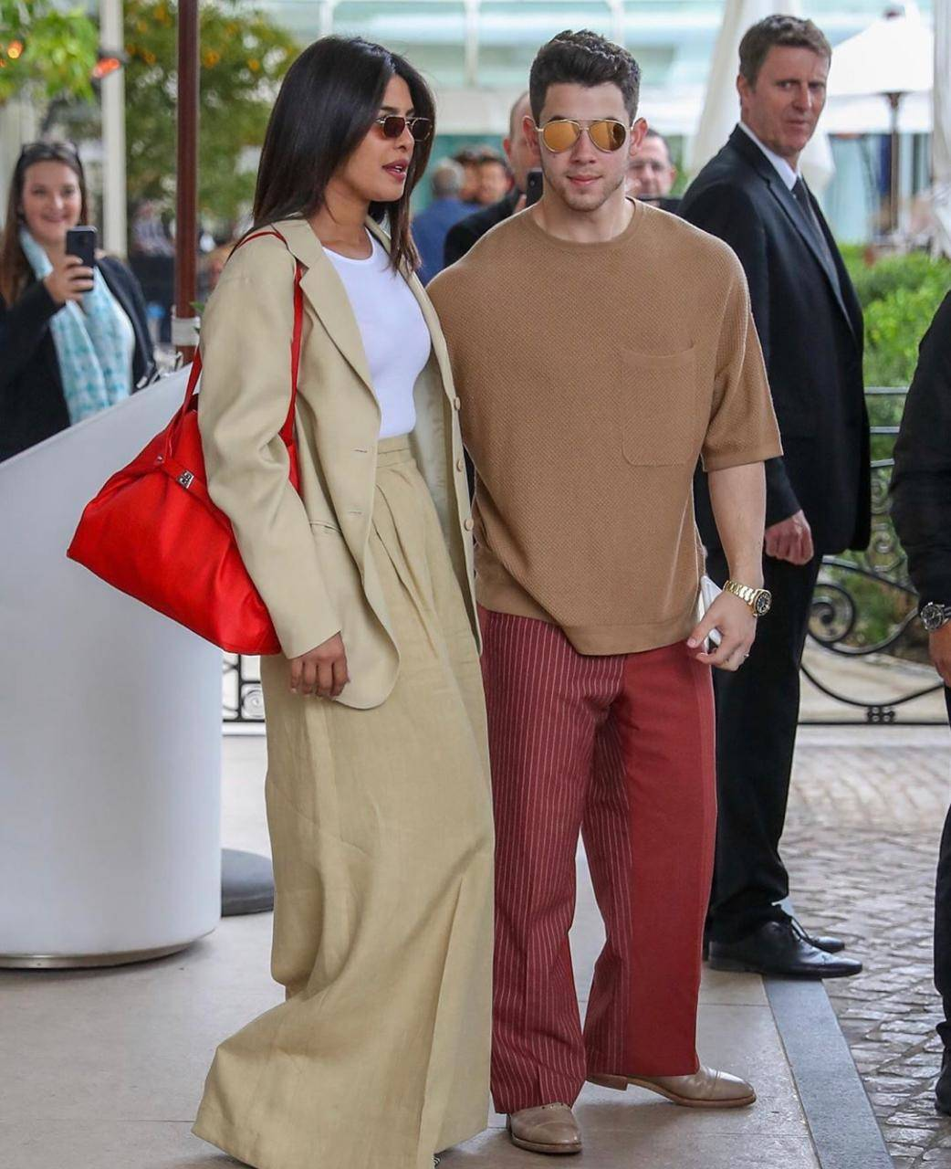 Priyanka Chopra and Nick Jonas 2.
