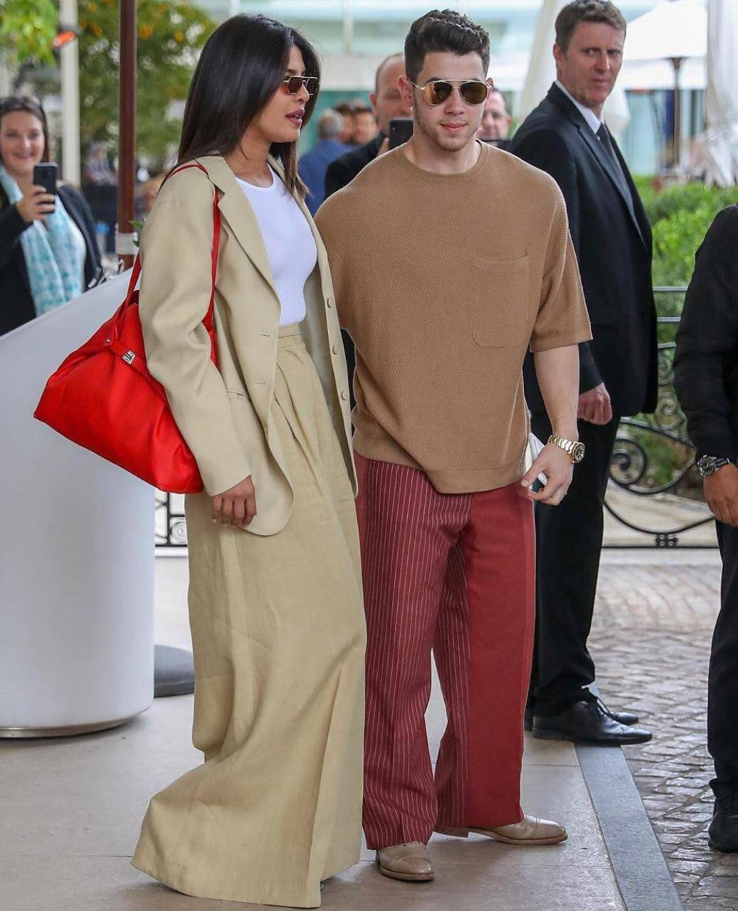 Priyanka Chopra and Nick Jonas 3.