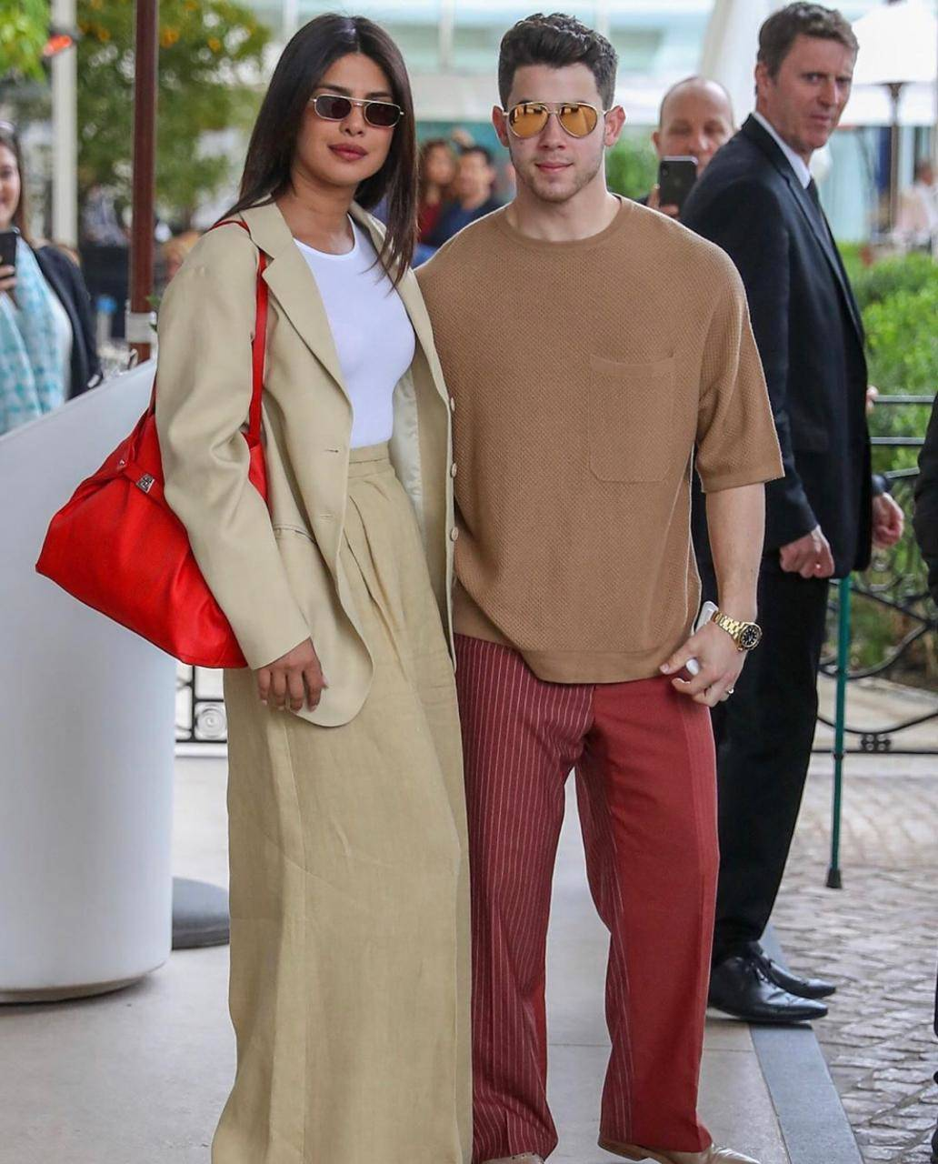 Priyanka Chopra and Nick Jonas 8.