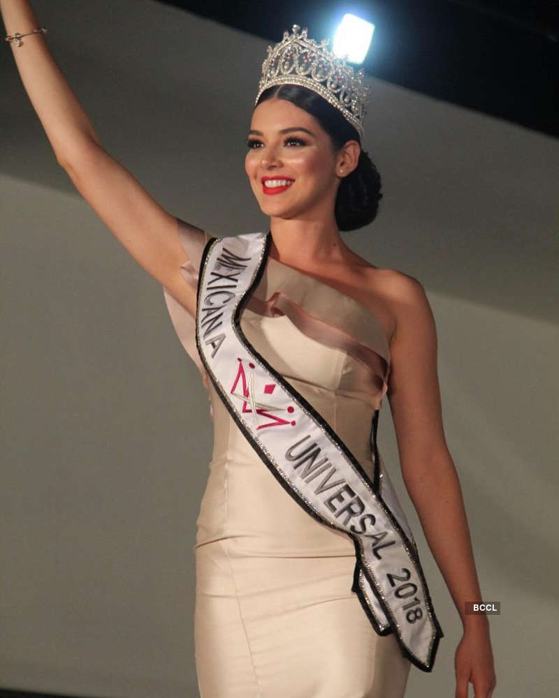 Andrea Toscano crowned Miss International Mexico 2019