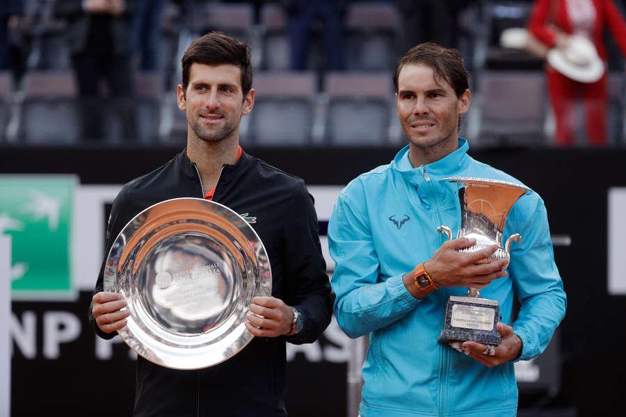 Nadal beats Djokovic to win Italian Open final
