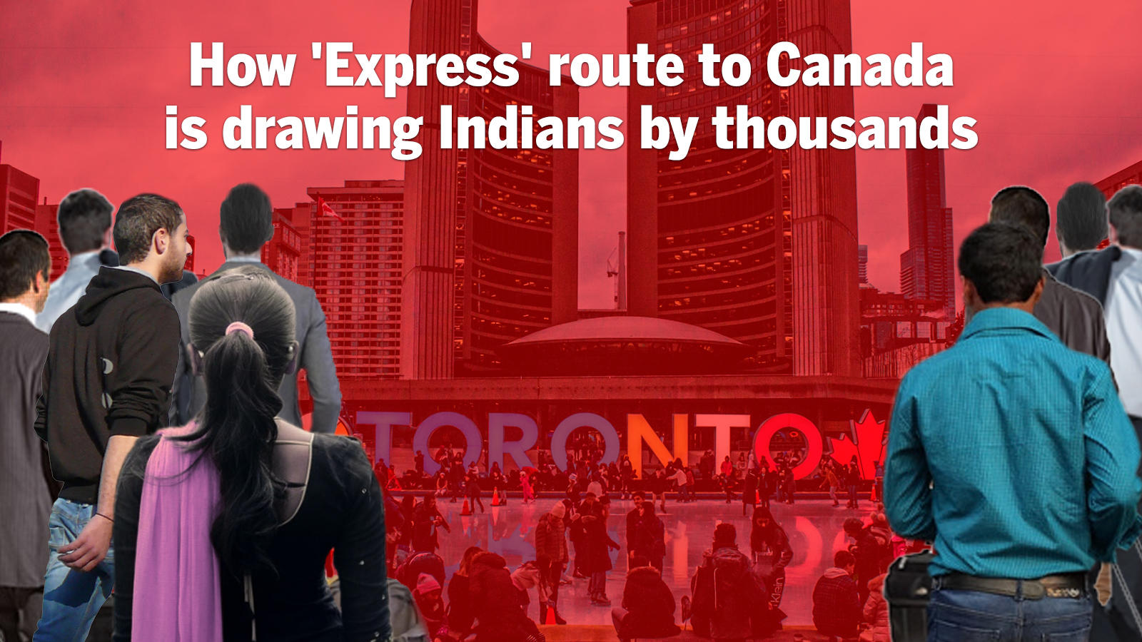 Indians Rushing To Canada Over Trump's Strict Policies