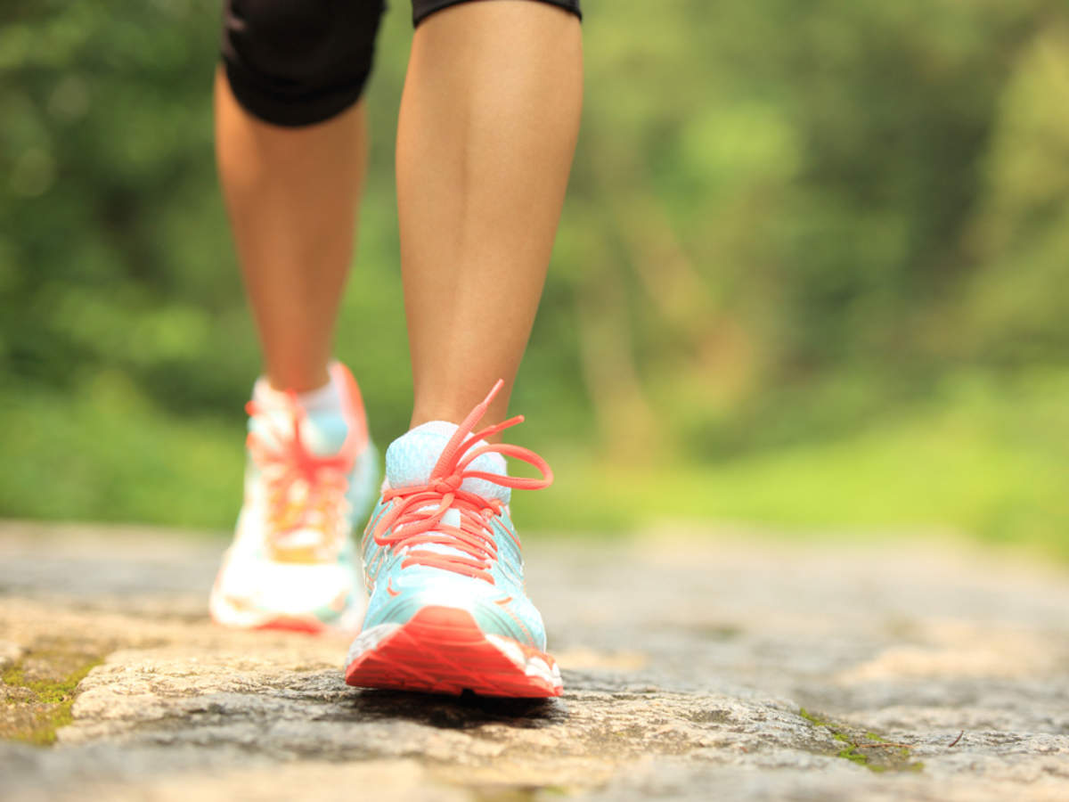 Turns out, your walking style can reveal your personality type - Times of India