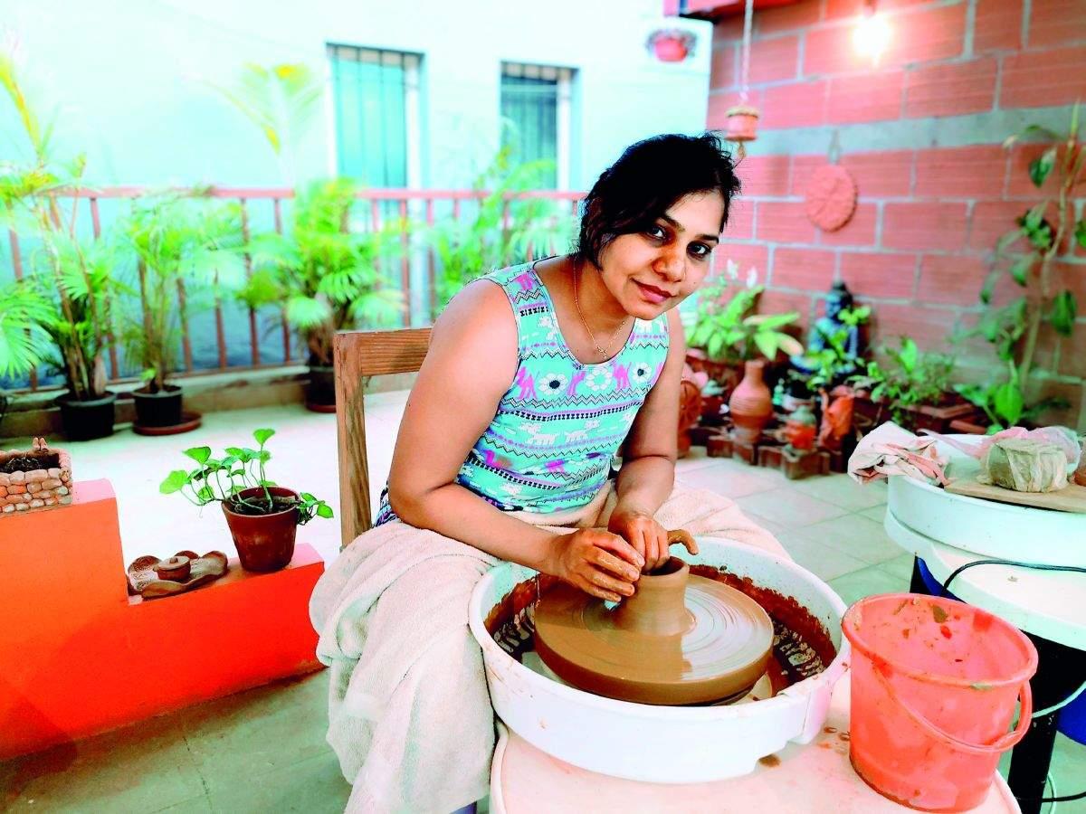 hobbies-pottery