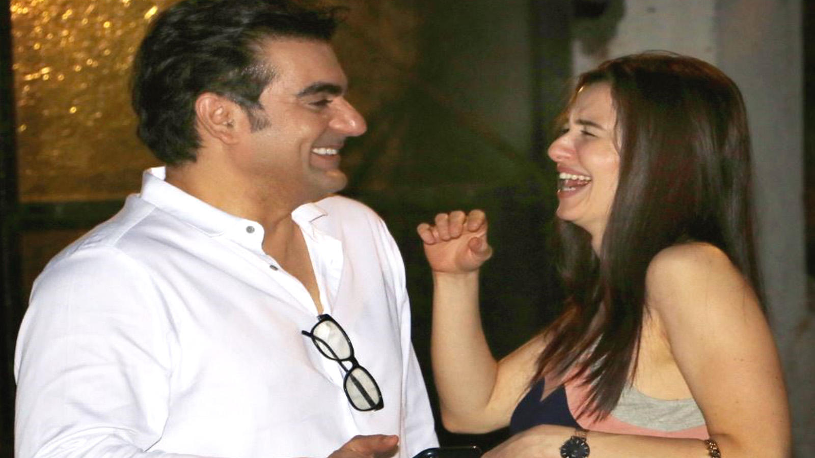 Arbaaz Khan celebrates rumoured girlfriend Giorgia Andriani's birthday