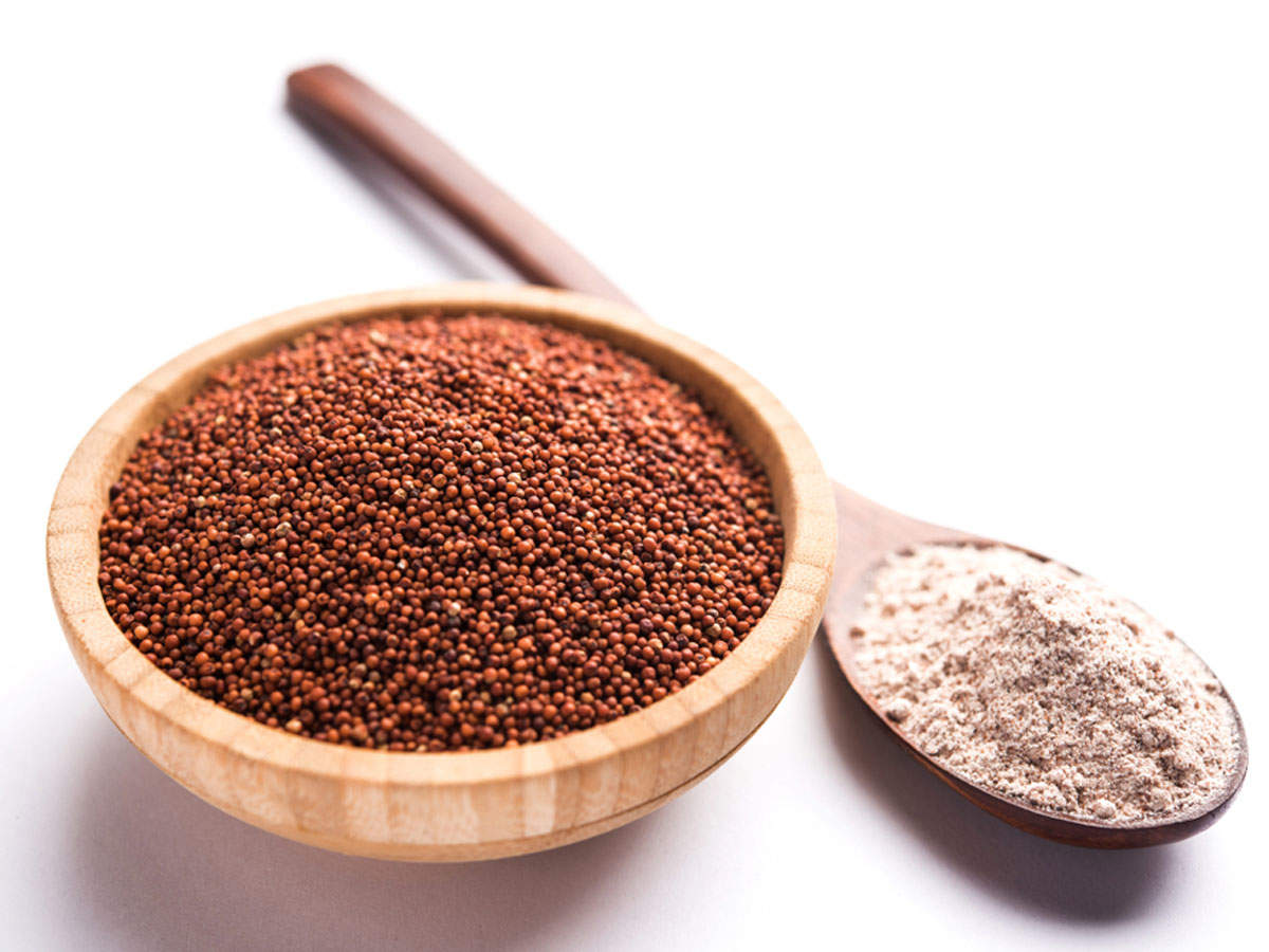 Here's how Ragi helps in quick weight loss