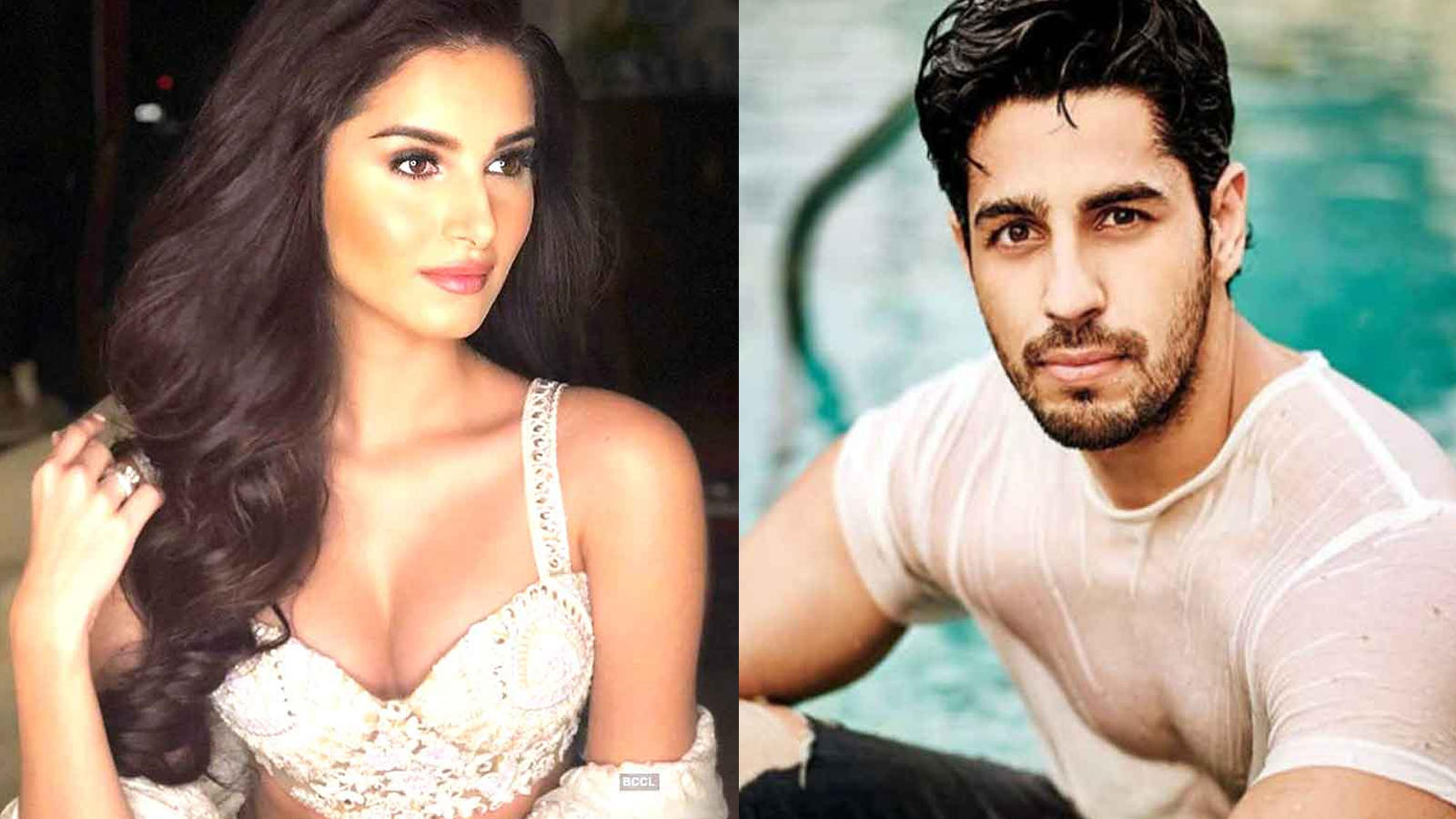 Tara Sutaria reacts on link-up rumours with Sidharth Malhotra