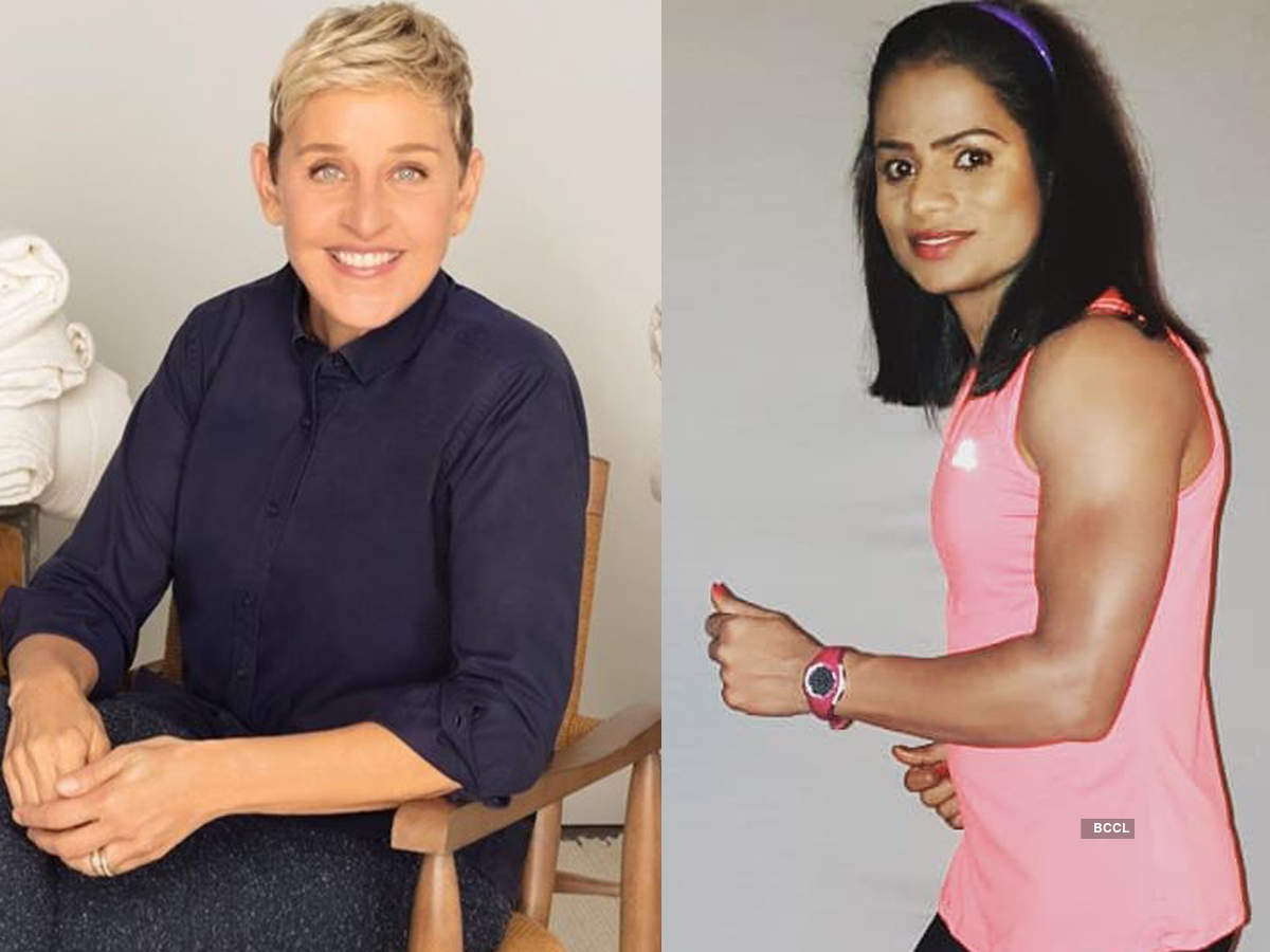 Ellen proud of Dutee for opening up about her homosexuality