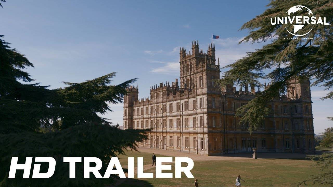 Downton Abbey - Official Trailer