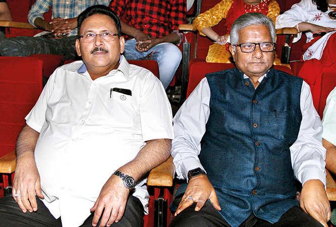 Ramesh Chand Gupta (L) and Ravi Shankar Khare (BCCL/ Aditya Yadav)