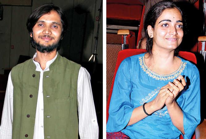 (L) Privendra Singh (R) Purnima Sharma (BCCL/ Aditya Yadav)