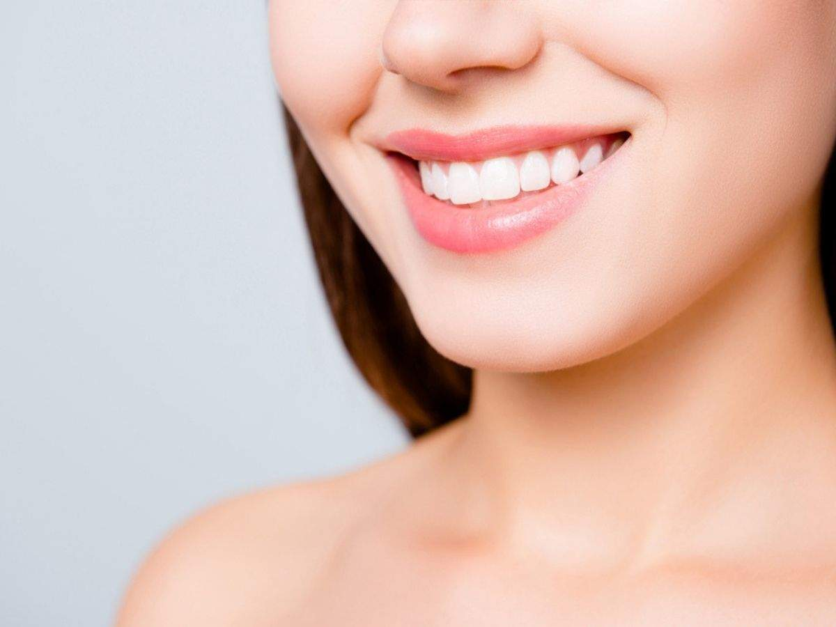 Foods for Healthy White Teeth: Try these food items to whiten your teeth  naturally!