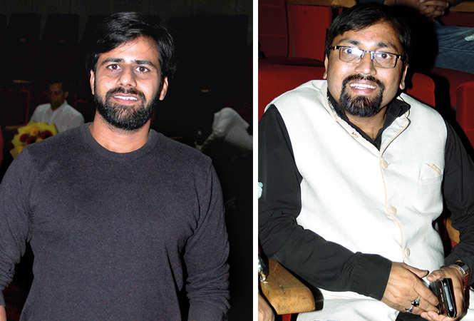 (L) Raj Vardhan Pandey (R) Sarvesh Asthana (BCCL/ Aditya Yadav)