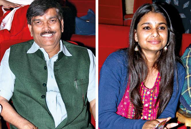(L) Akhilesh Mishra (R) Amrita (BCCL/ Aditya Yadav)