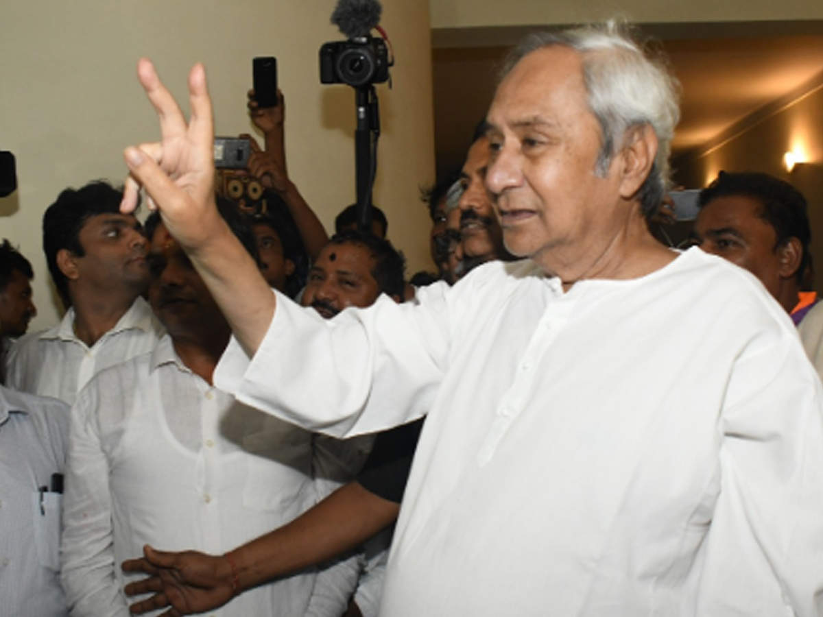 Odisha Election Results