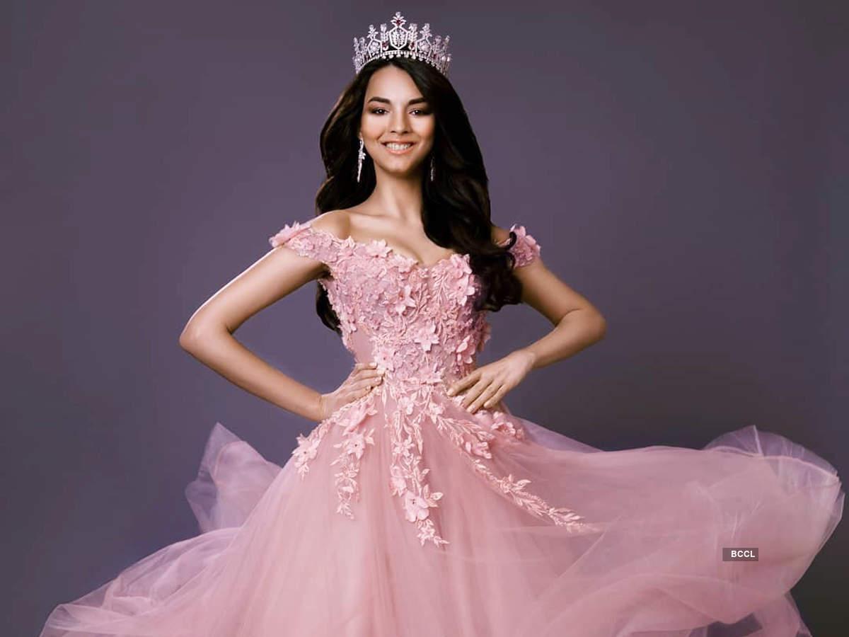 Tamila Xodjayeva crowned Miss International Uzbekistan 2019