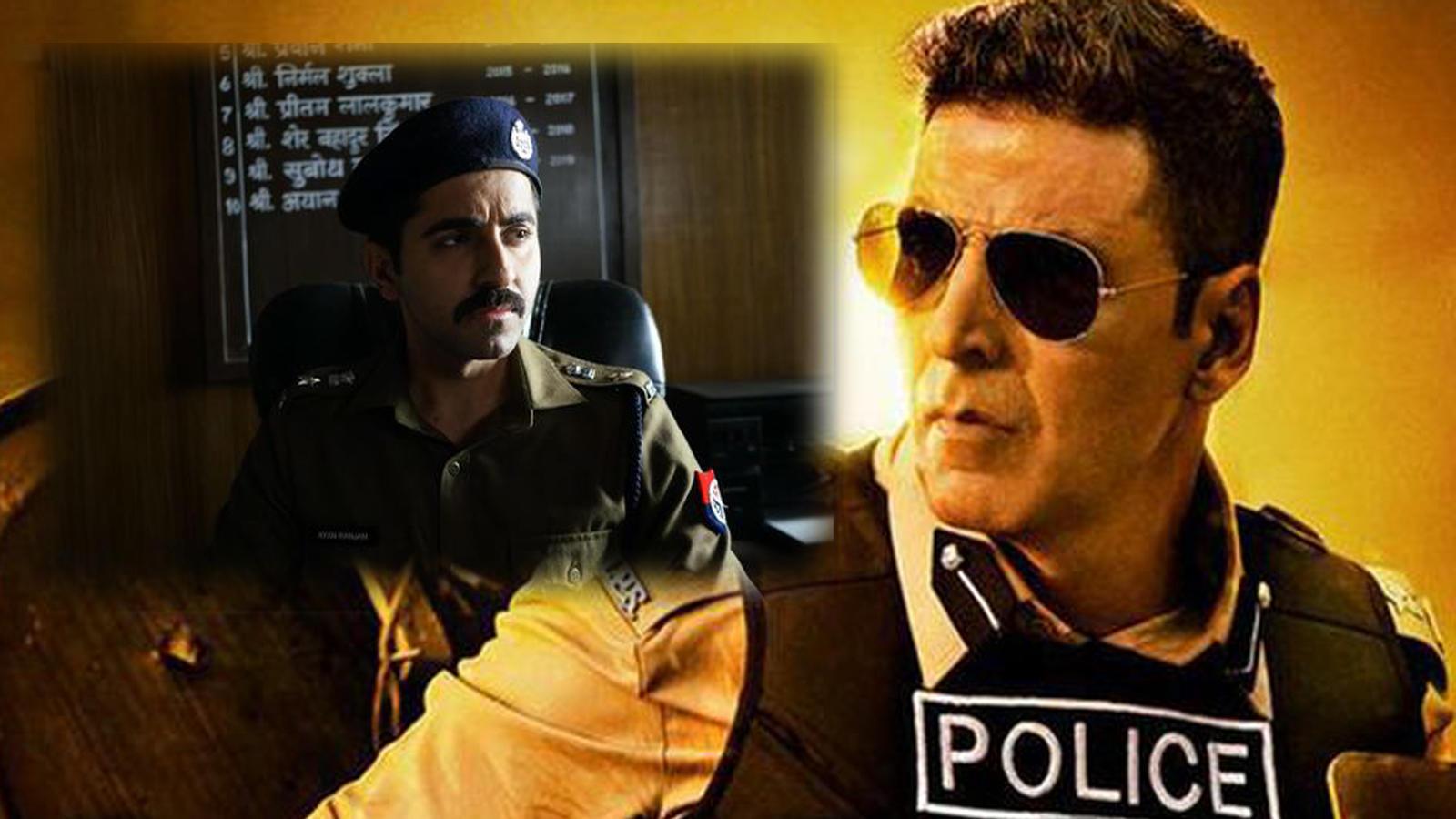 Akshay Kumar and Ayushmann Khurrana to take forward cop drama trend