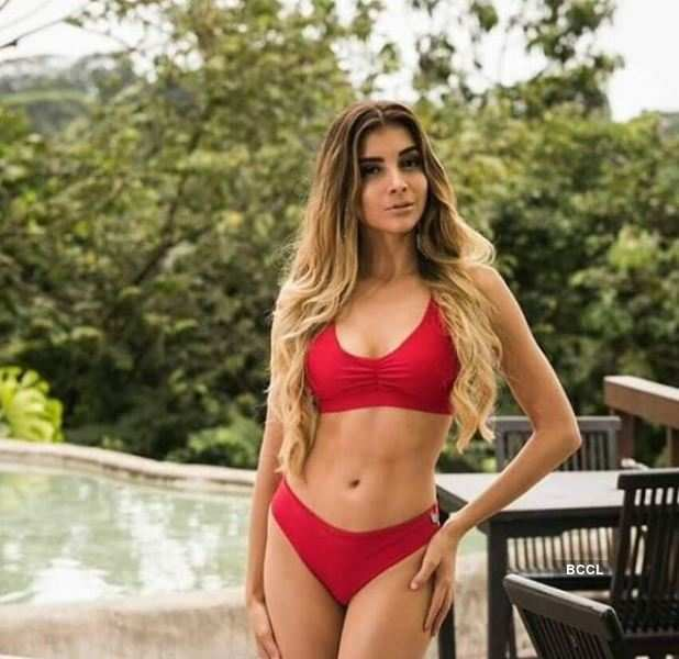 Maricris Rodriguez to represent Costa Rica at Miss United Continents 2019