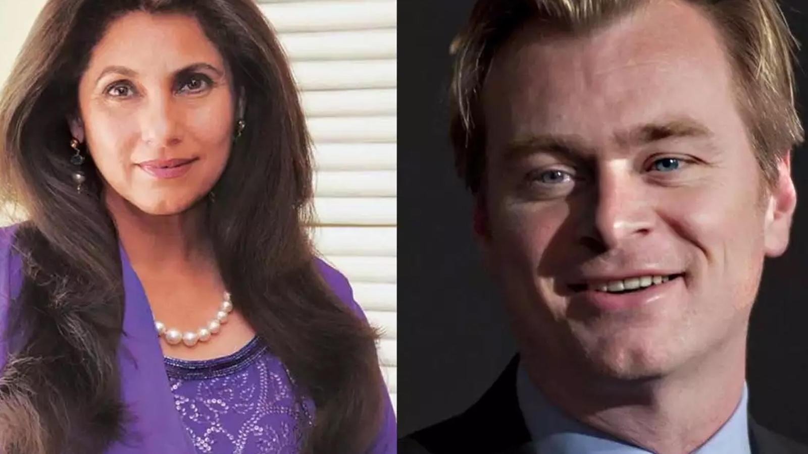 Dimple Kapadia gets role in Christopher Nolan's film, Bollywood congratulates her
