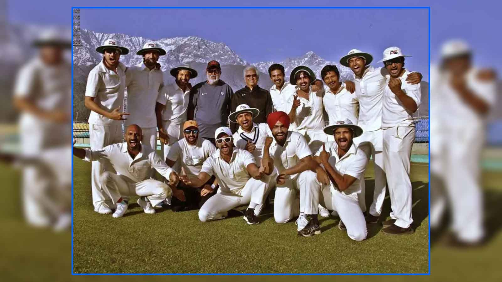 Ranveer Singh and '83' cast likely to play with 1983 West Indies World Cup team
