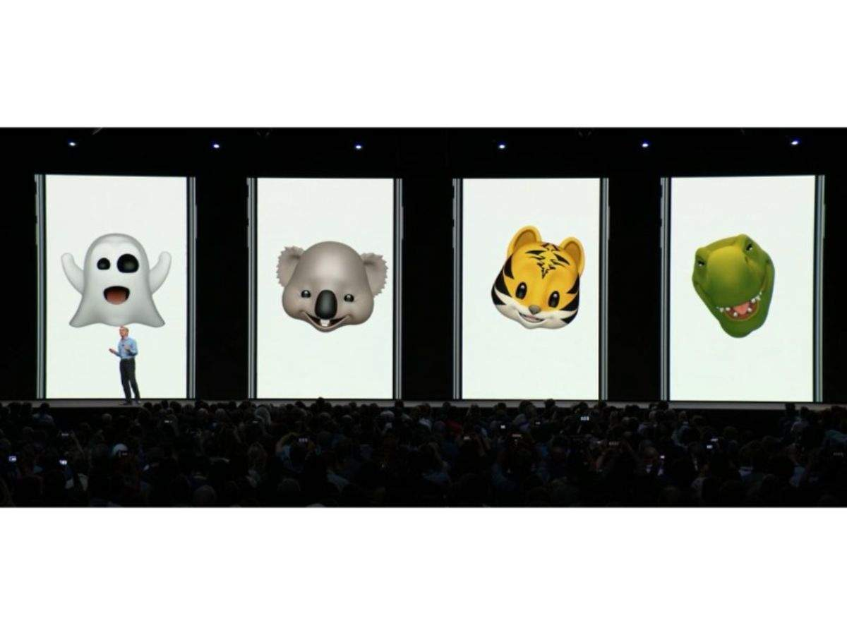 Addition of more animojis: Apple's own take on emojis